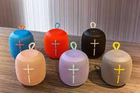 ue wonderboom portable bluetooth speakers