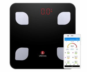 lifetrons smart weighing  scale