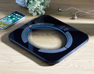 upscale bluetooth digital electronic weighing smart scale