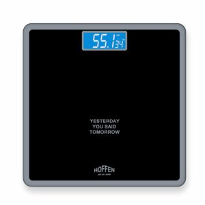 hoffen bluetooth smart weighing scale
