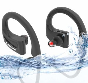 annure earbuds swimming (bluetooth)