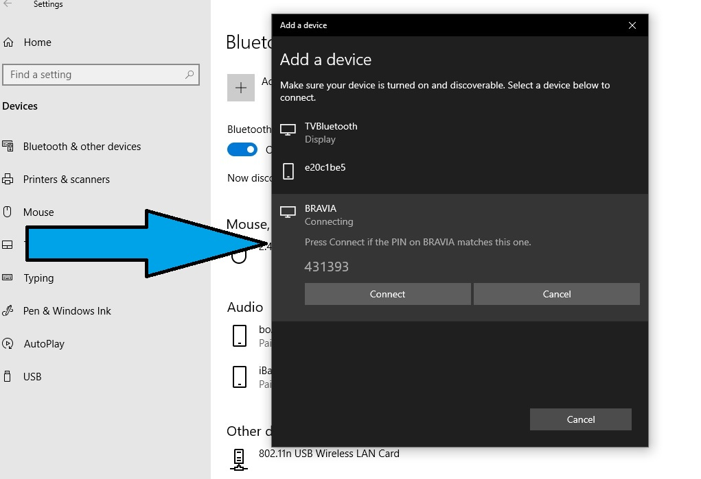 How to connect bluetooth speaker tolaptop