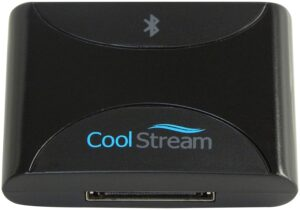 coolstream duo bluetooth adapter for iphone ipod